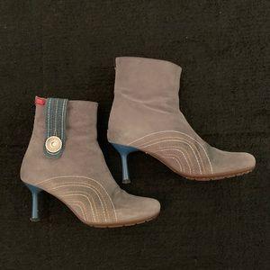 Vintage Miss Sixty Booties